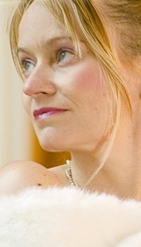 Judith Stransky Blick schweifend