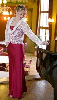 Judith Stransky am Klavier